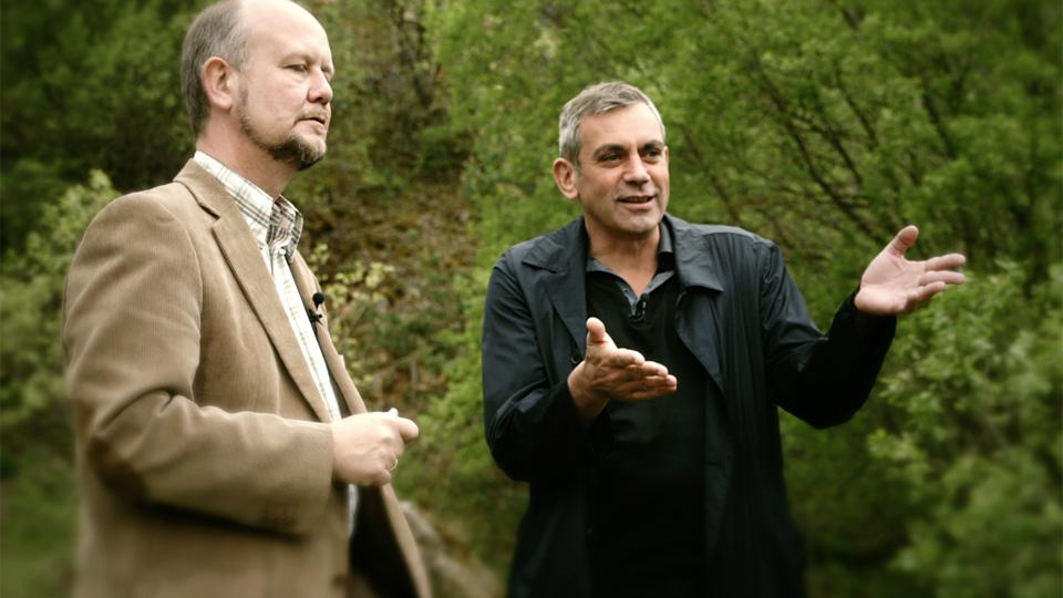 Kulturlandschaften Wladimir Kaminer Nordend Film 3sat Stangell Eppert Ralf Kamps