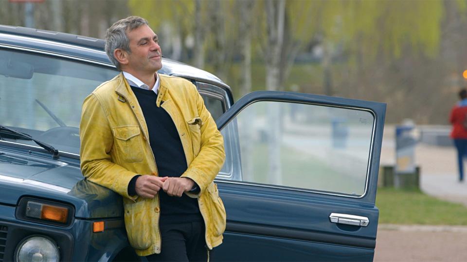 Kulturlandschaften Wladimir Kaminer Nordend Film 3sat Stangell Eppert